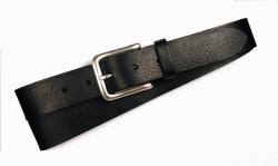 Jeansgürtel für Herren in schwarz