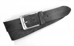 Stabiler Jeansgürtel in grau
