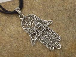 Hand der Fatima, Silbertalisman
